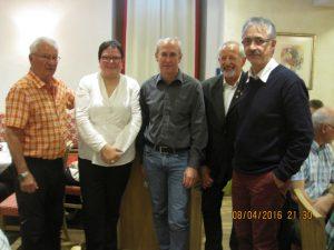 SV Neukirchen Jahreshauptversammlung 2016