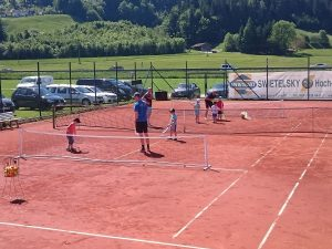 SV Neukirchen Tennis Kids