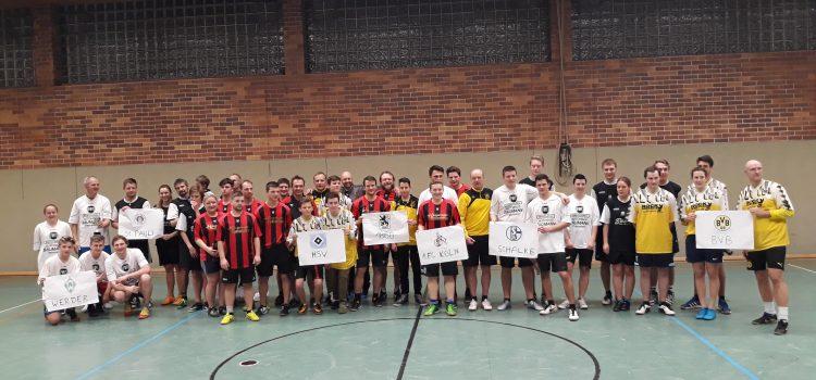 Team Werder erster Neukirchner Hallenmeister