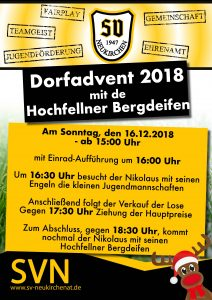 Dorfadvent @ Dorfplatz Neukirchen