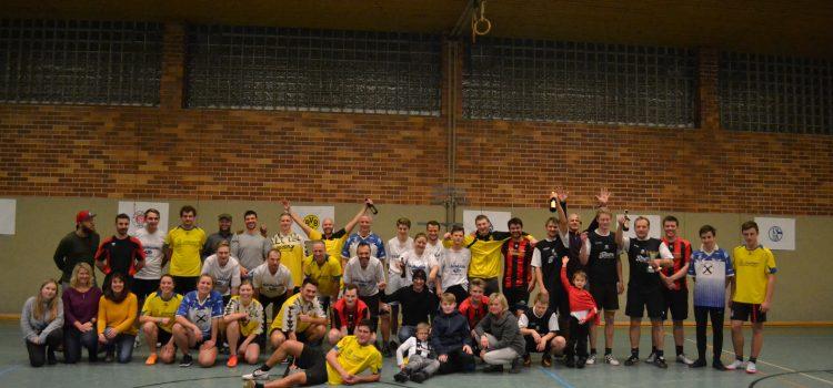 Team Gladbach holt sich den Titel des zweiten Dreikönigsturniers