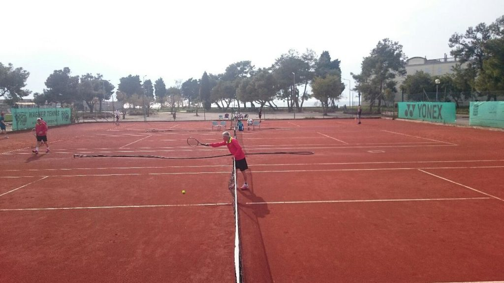 Tenniscamp Umag 2019