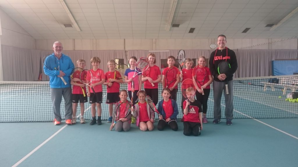 SV Neukirchen KIDS Tenniscamp