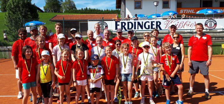 Bericht zum Tennistag der offenen Tür