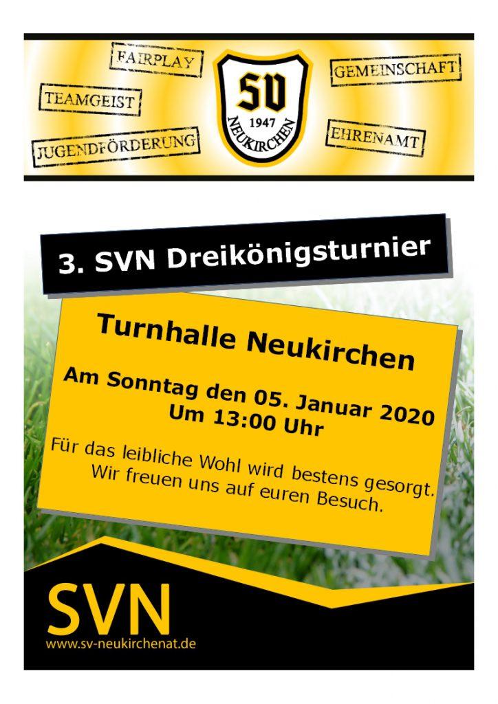 SV Neukirchen Dreikönigsturnier 2020